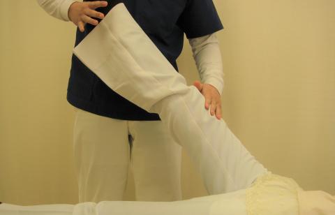 ヘルニア、坐骨神経痛の検査方法