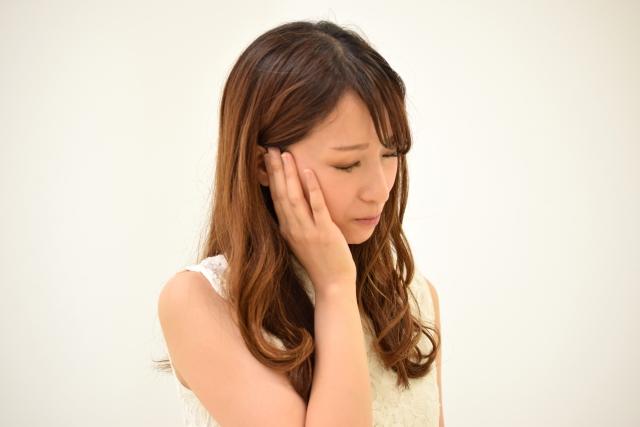 あごが痛い-顎関節症