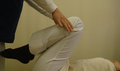 ぎっくり腰の検査法