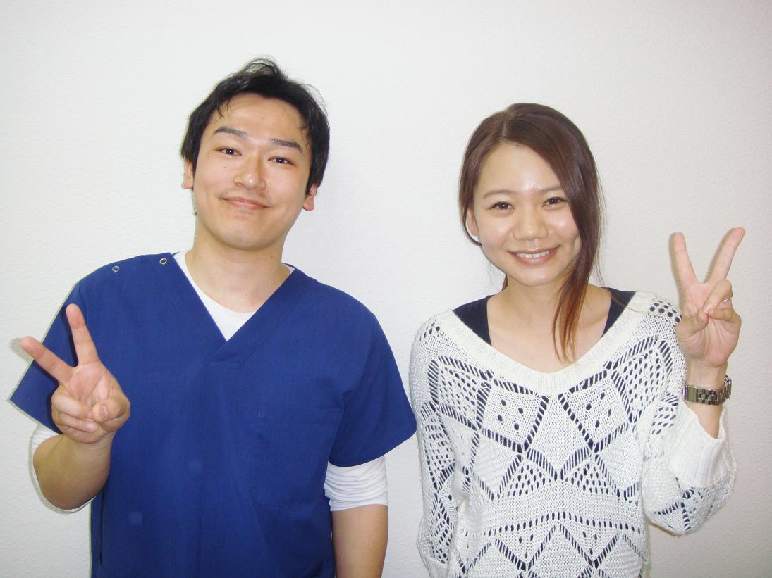 坂井市春江町ひまわり整骨院で産後の症状を改善した患者さんの写真