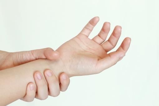 手首の痛み、ドケルバン病、CM関節症-坂井市春江町ひまわり整骨院