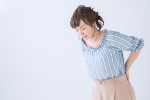 産後のつらい腰痛
