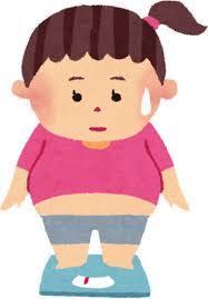 産後は太る?