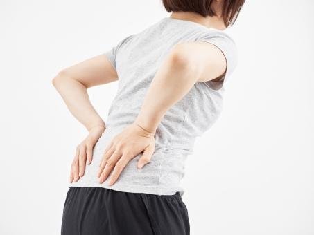 産後の腰の痛み