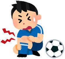 スポーツで膝が痛い-オスグッド病